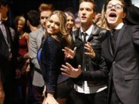 """THE VOICE -- """"Knockout Rounds BTS"""" -- Pictured: (l-r) -- (Photo by: Greg Gayne/NBC)"""