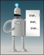 robot for blog